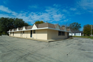 GONE! Commercial Property Auction: 4,896 SF Office Building
