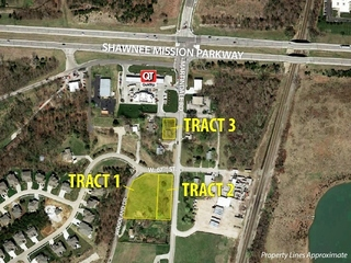 GONE! Trustee Ordered, No Reserve Online Land Auctions: Commercial Lots   Shawnee,  KS. BIDDING ENDS TODAY!