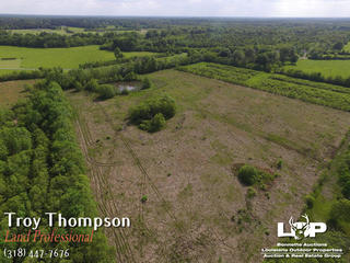 10 ACRES OF LAND FOR SALE IN DEVILLE