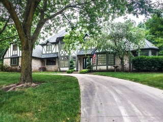 GONE! Executive Home Auction: Classic Tudor in Prestigious Stonecrest  |  St. Joseph, MO