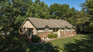 GONE! Nice 3 Bedroom Ranch on Peaceful 3-Acre Treed Setting with Outbuildings | Kearney, MO | For Sale at Auction