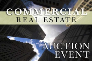 Commercial Real Estate Auction
