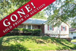 GONE! No Reserve Auction: 3 Bedroom, 2 Bath Home  | Gladstone, MO