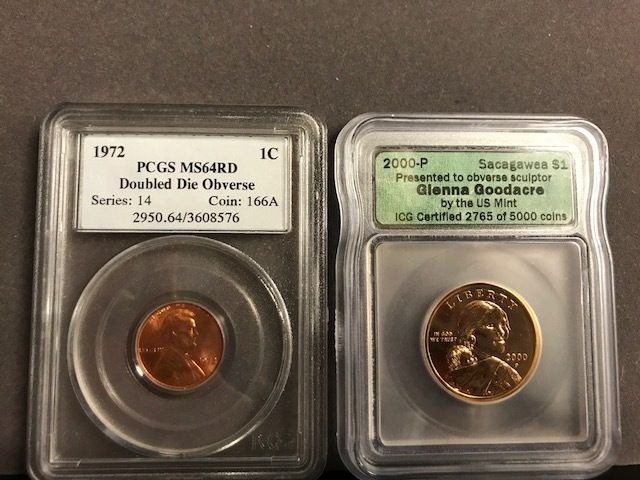 Online Coin Auction - Tom Hall Auctions